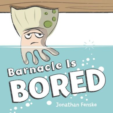 Barnacle is Bored Monday August 15th, 2016 There's a Book for That
