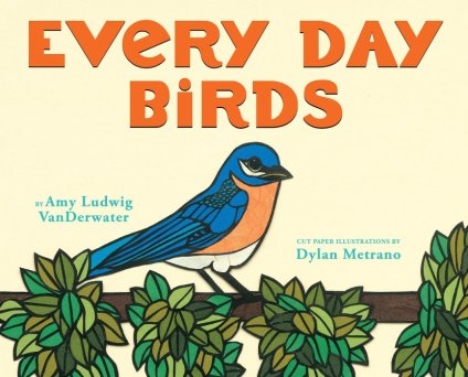 Every Day Birds Monday August 1st, 2016