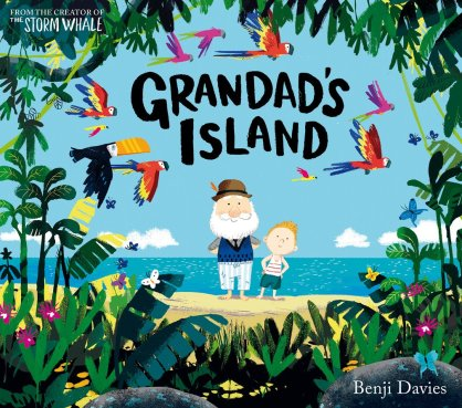 Grandad's Island Top Ten Tuesday: Ten titles I would buy right this second