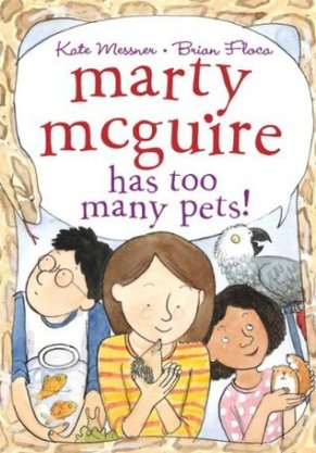 Marty McGuire Has Too Many Pets!2