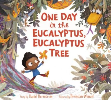 One Day in the Eucalyptus, Eucalyptus Tree Monday August 1st, 2016
