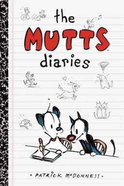 The Mutts Diaries Monday August 15th, 2016 There's a Book for That