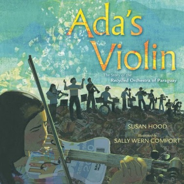 ada's Violin Top Ten Tuesday: Ten titles I would buy right this second