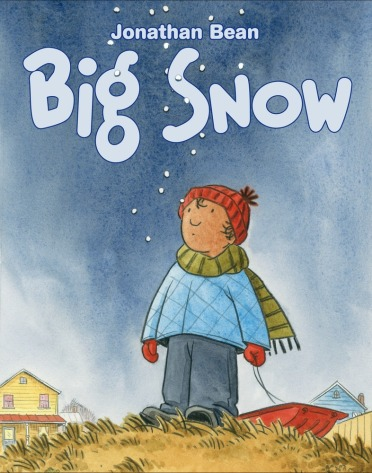 Big Snow Monday December 12th, 2016 There's a Book for That