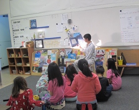 Celebration: A special morning read aloud