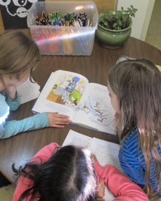 Celebration: Mock Caldecott Reflections 2017 There's a Book for That