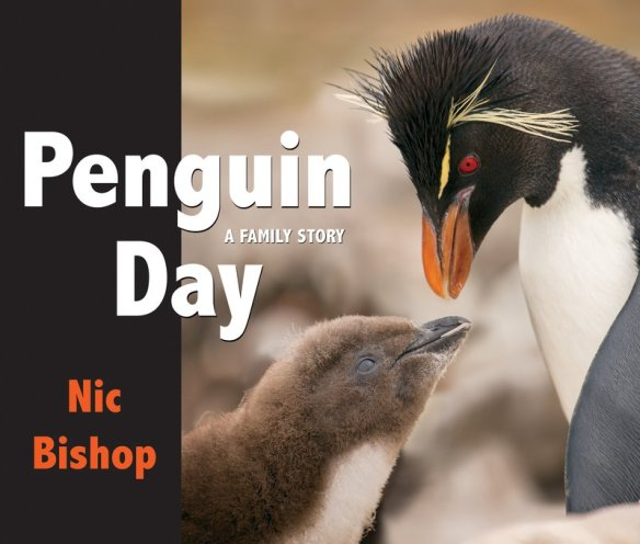 Nonfiction Picture Book Wednesday: Penguin Day - A Family Story