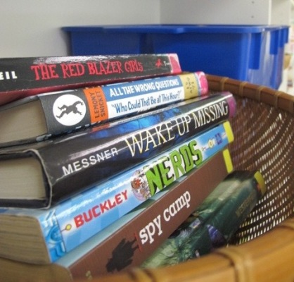 Summer Maintenance in the Classroom Library. Step 2: Weed There's a Book for That
