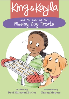 King & Kayla and the Case of the Missing Dog Treats (King & Kayla, #1)