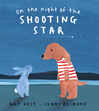 on the night of the shooting star there s a book for that