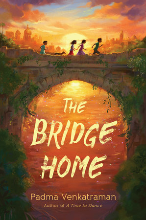 Padma Venkatraman The Bridge Home